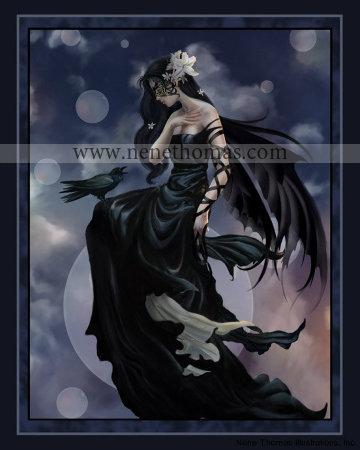Dark Skies 8 x 10 Print
