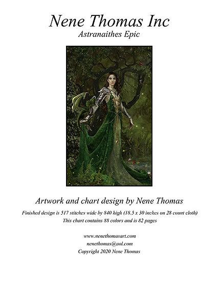 Astranaithes Epic Cross-Stitch (Downloadable PDF)