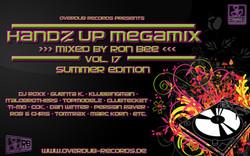 Handz Up Megamix Vol. 17
