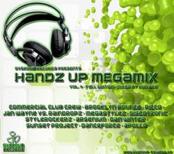 Handz Up Megamix Vol. 4