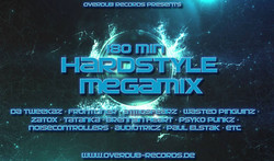 180 min. Hardstyle Megamix