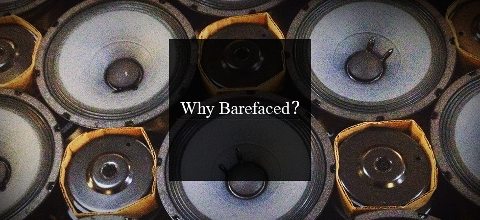 Why Barefaced?