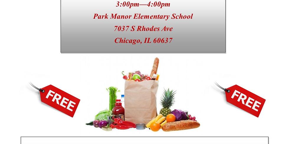 Park Manor Elementary School Fresh Foods Market