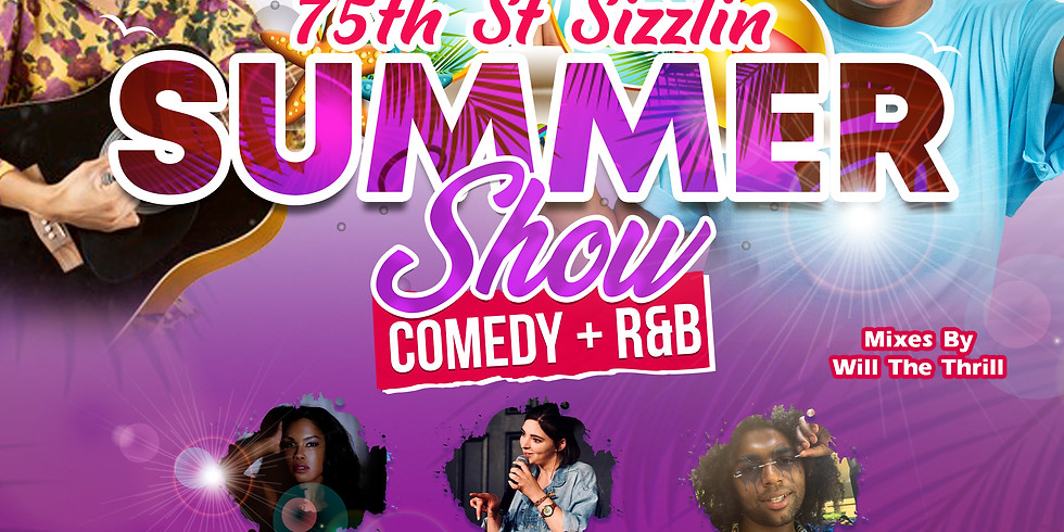 75th St sizzlin Summer Show