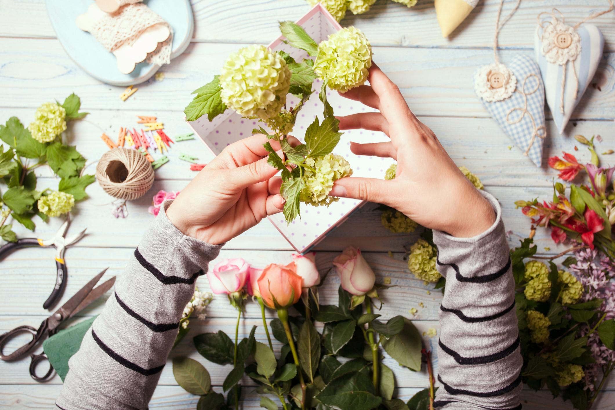Freelance Floral Design Service