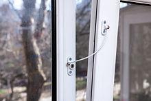Protection on windows from falling out o
