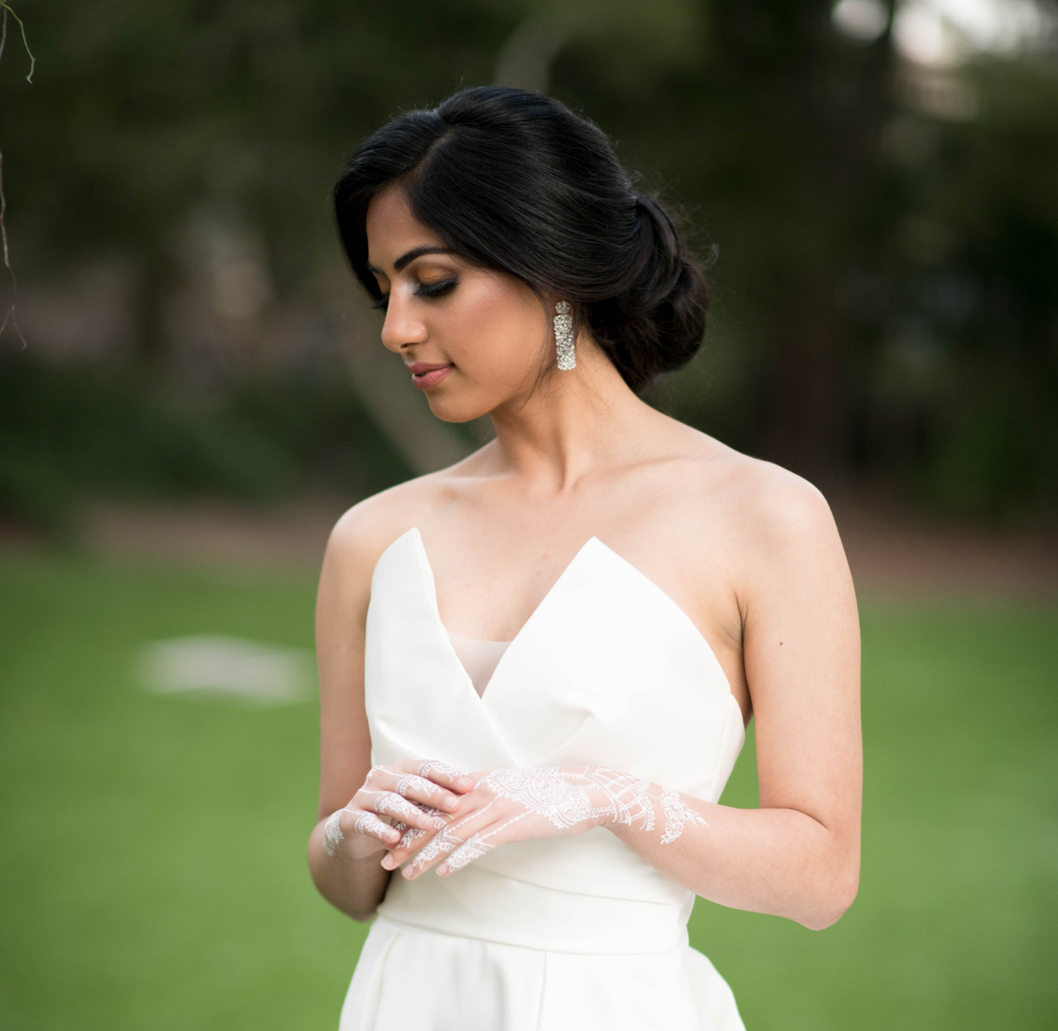 Bride Full Day Makeup & Hair Experience