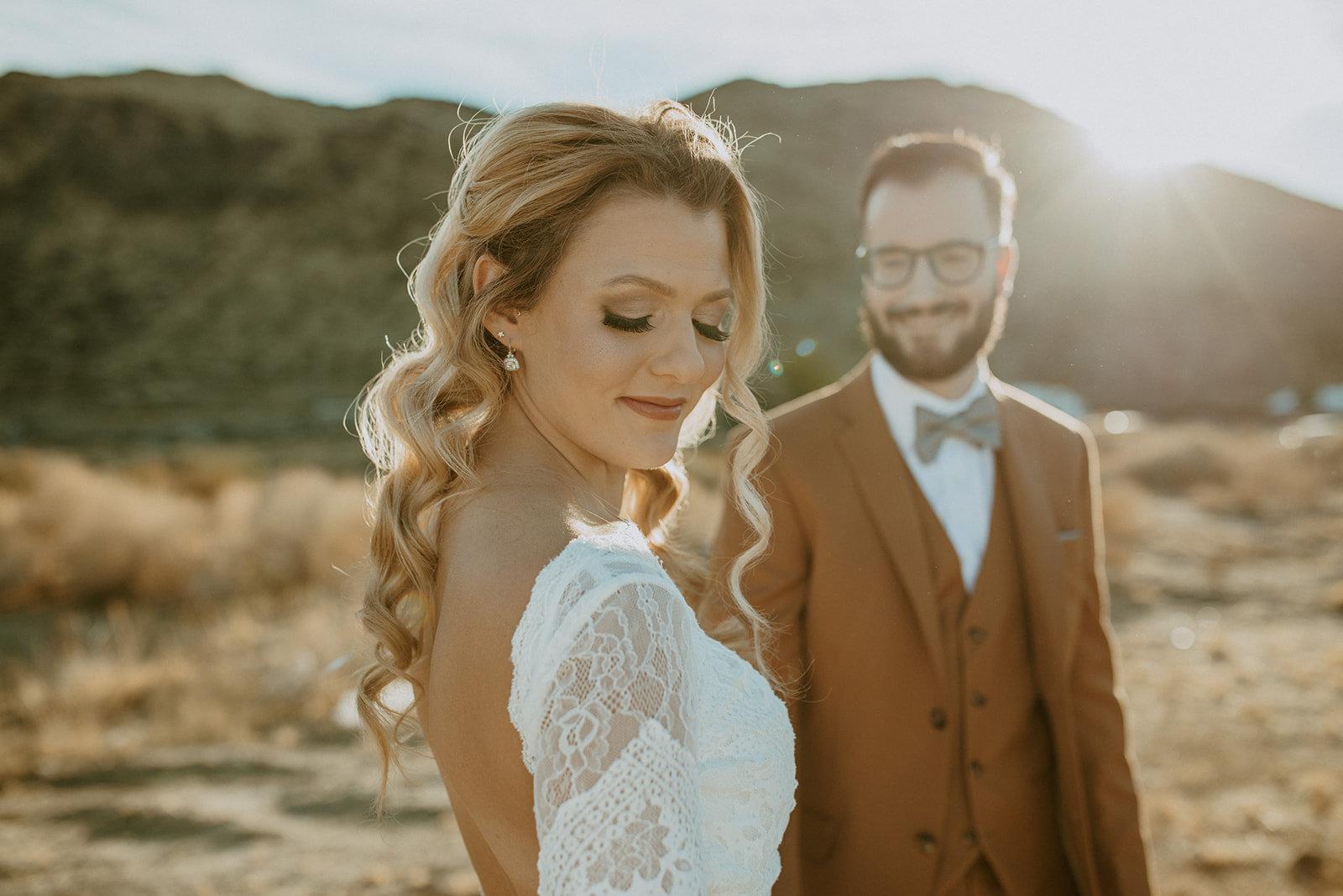 Bridal Makeup and Hair day of wedding