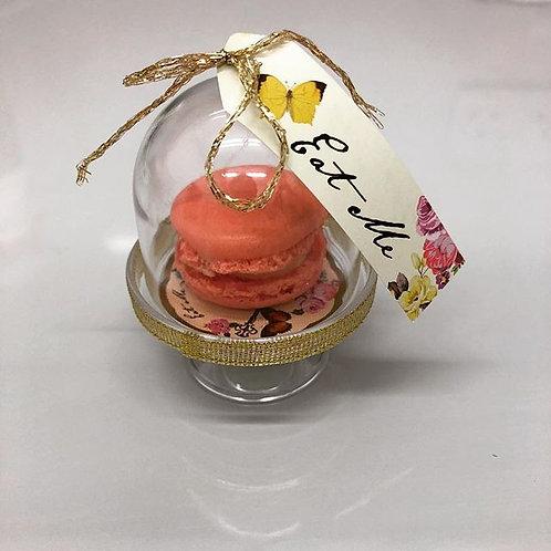 Alice in Wonderland Macaron Favour