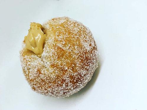 Vegan Brioche Doughnuts