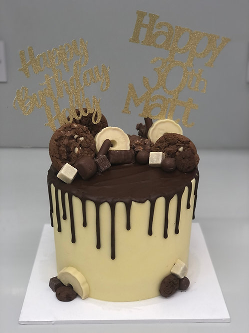Biscuit Lovers Cake