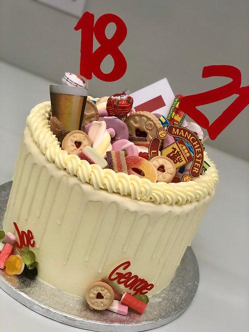 Loaded Sweet Cake