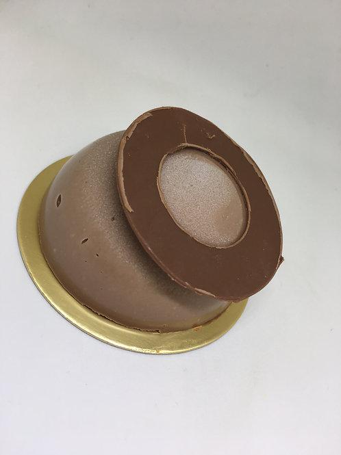 Chocolate Cherry Entremet