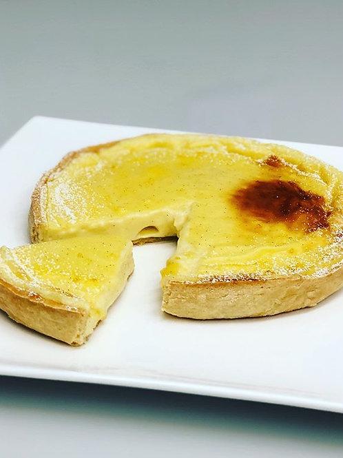 French Custard Tart
