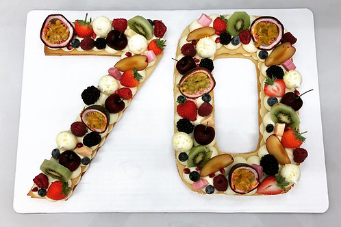 Fruit Chiboust