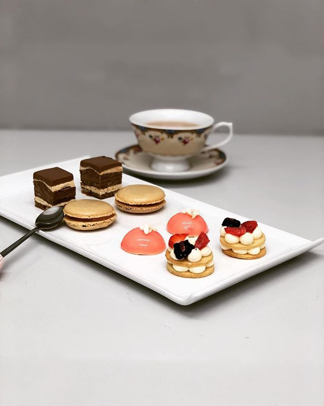 Introducing the afternoon tea package! T
