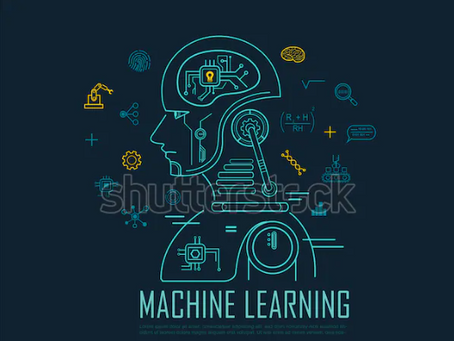 Brief explanation of machine learning.