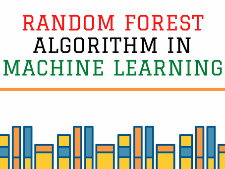 A complete explanation of Random Forest Algorithm.