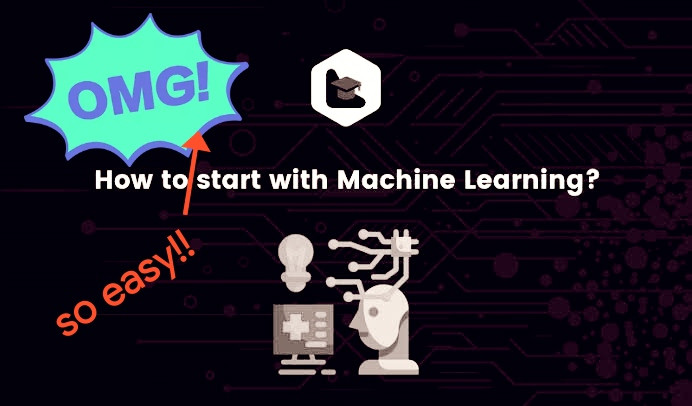 How to get started with machine learning? (Beginner to advanced journey)