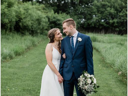 Dream Wisconsin Wedding for Grace + Christian | 5.23.21