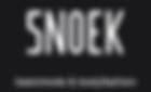 Snoek