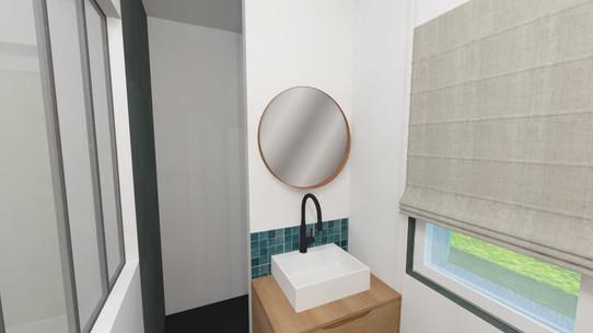 3D Salle de douche