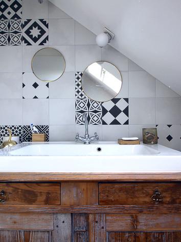 DIY meuble vasque