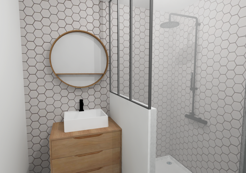 3D Salle de bain