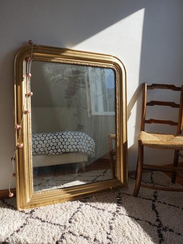 DIY Miroir ancien