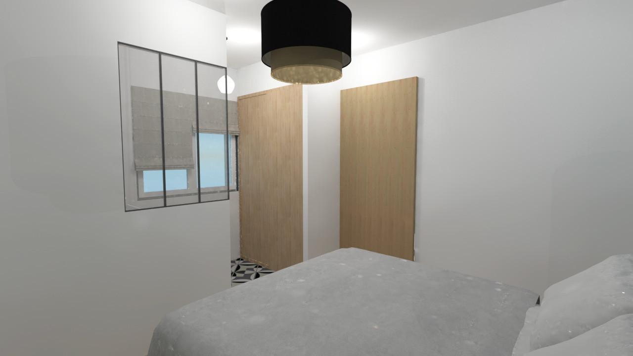 3D Chambre verriere