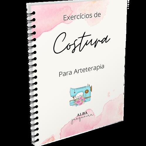 Exercícios de Costura para Arteterapia