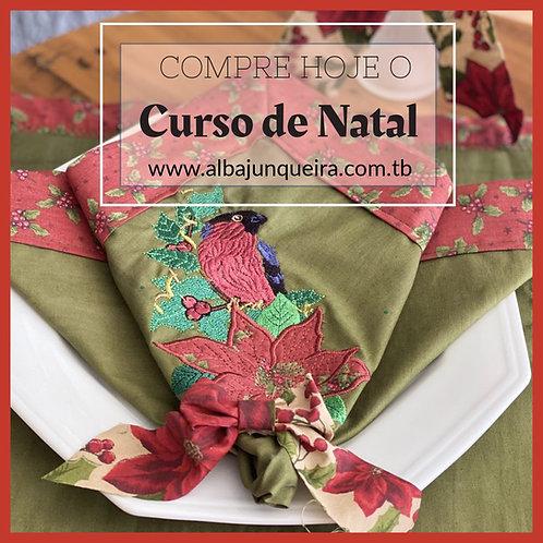 CURSO DE NATAL : MESA NATALINA COMPLETA