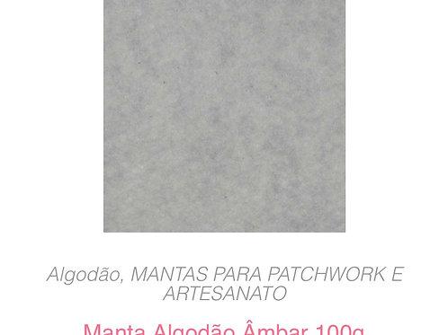 MANTA ALGODÃO ÂMBAR 100g