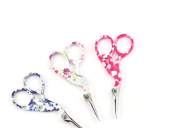Stainless Steel Sharp Tip Stork Scissors
