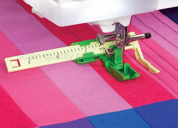 The Ultimate Quilt 'N Stitch Presser Foot for Low Shank Sewing Machine