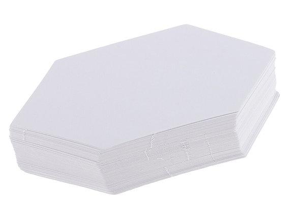 200 Pieces Hexagon Paper Quilting Templates