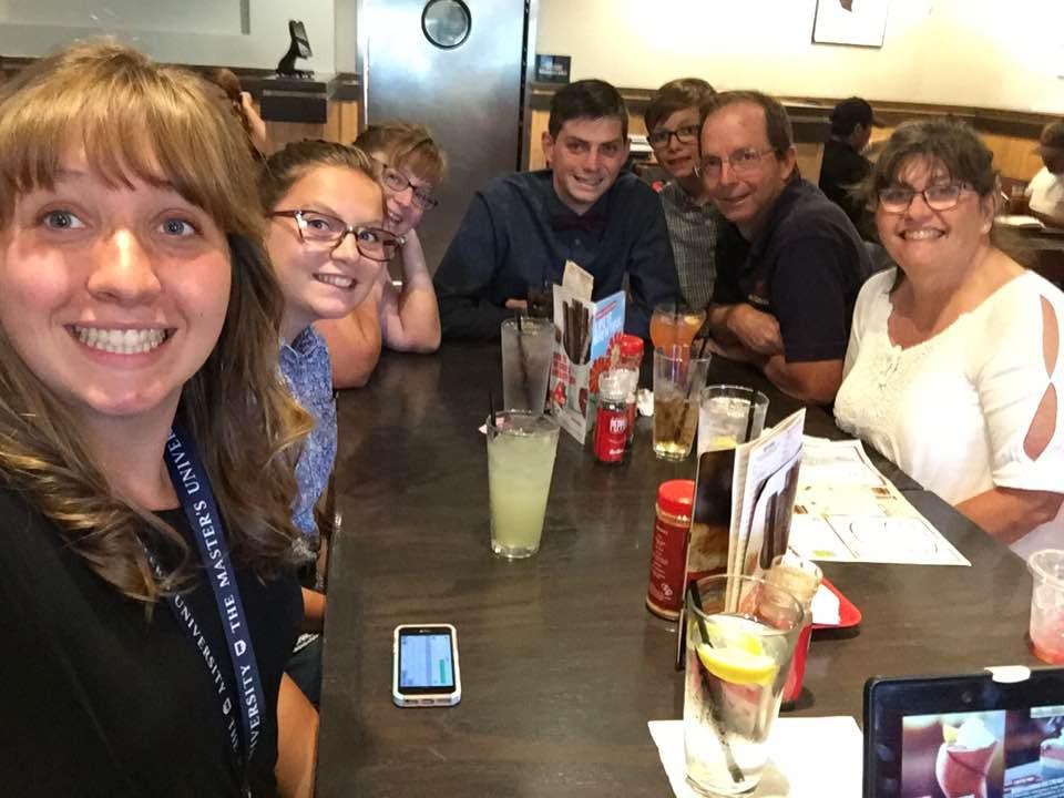 The Devore Family