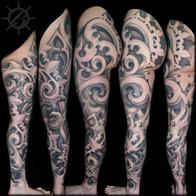 Tattoo by Brandon Schultheis - BlackSails Studio