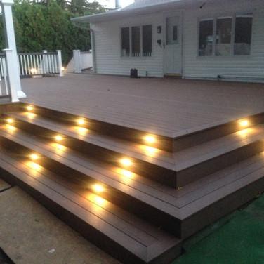 Burns Decking   Long Island Deck Builder   Suffolk County Deck Contractor