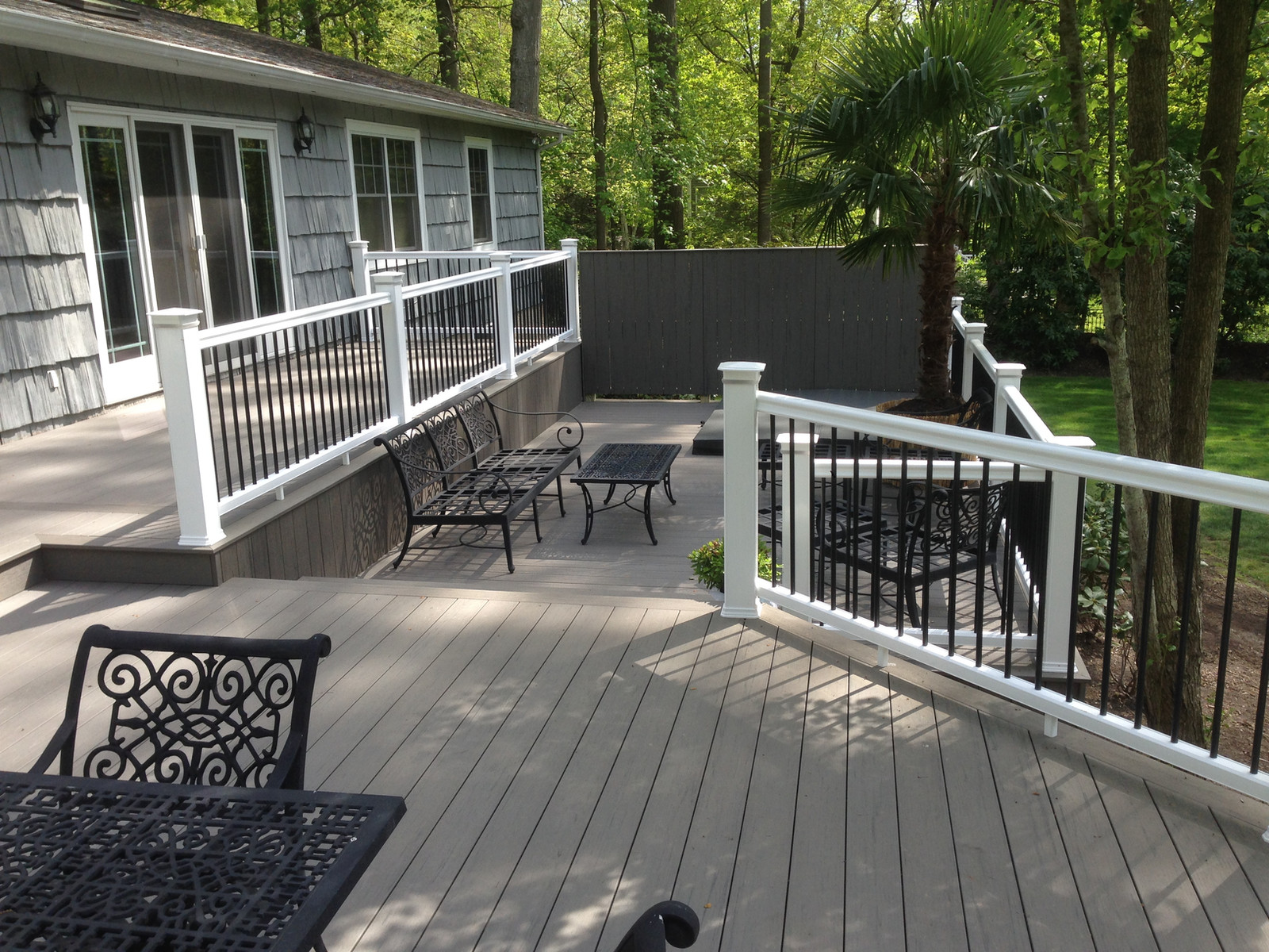 Burns Decking Long Island Deck Builder Suffolk County Contractor
