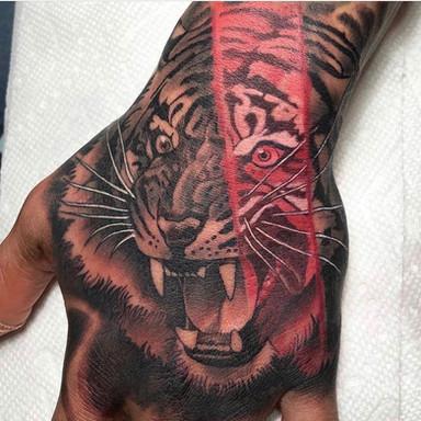 Tattoo by Marvin Silva - BlackSails Studio