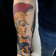 Tattoo by Marvin Silva - BlackSails Studio