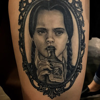 Tattoo by Emily Paul - BlackSails Studio