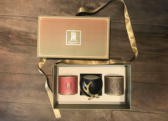 ANTLER CANDLE GIFT BOX