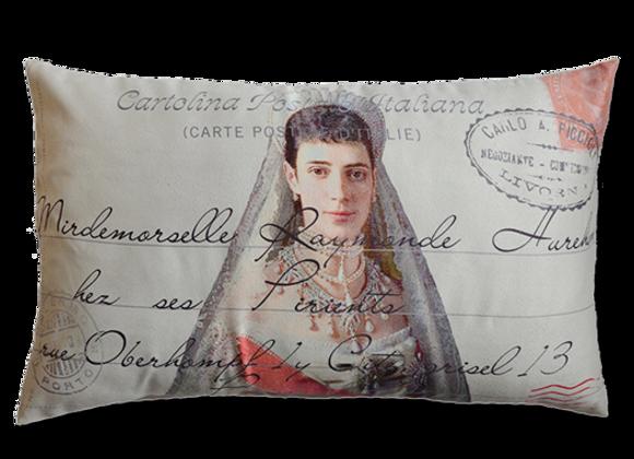 Queen postcard