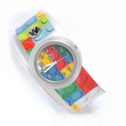 שעון יד לגו