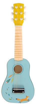 גיטרה מאווירת תכלת