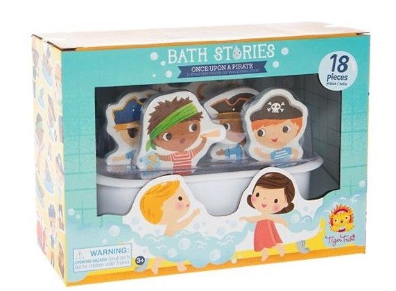 משחק לאמבטיה פיראטים