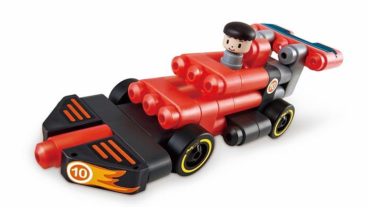 ערכת הרכבה מכונית מירוץ