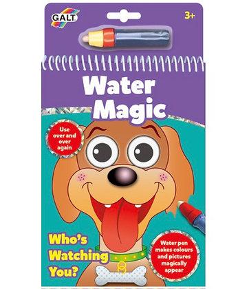ספר מים פרצופי חיות